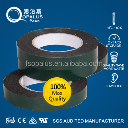Wholesalers china electric products PE/EVA foam tape with strong to facilitate cutting
