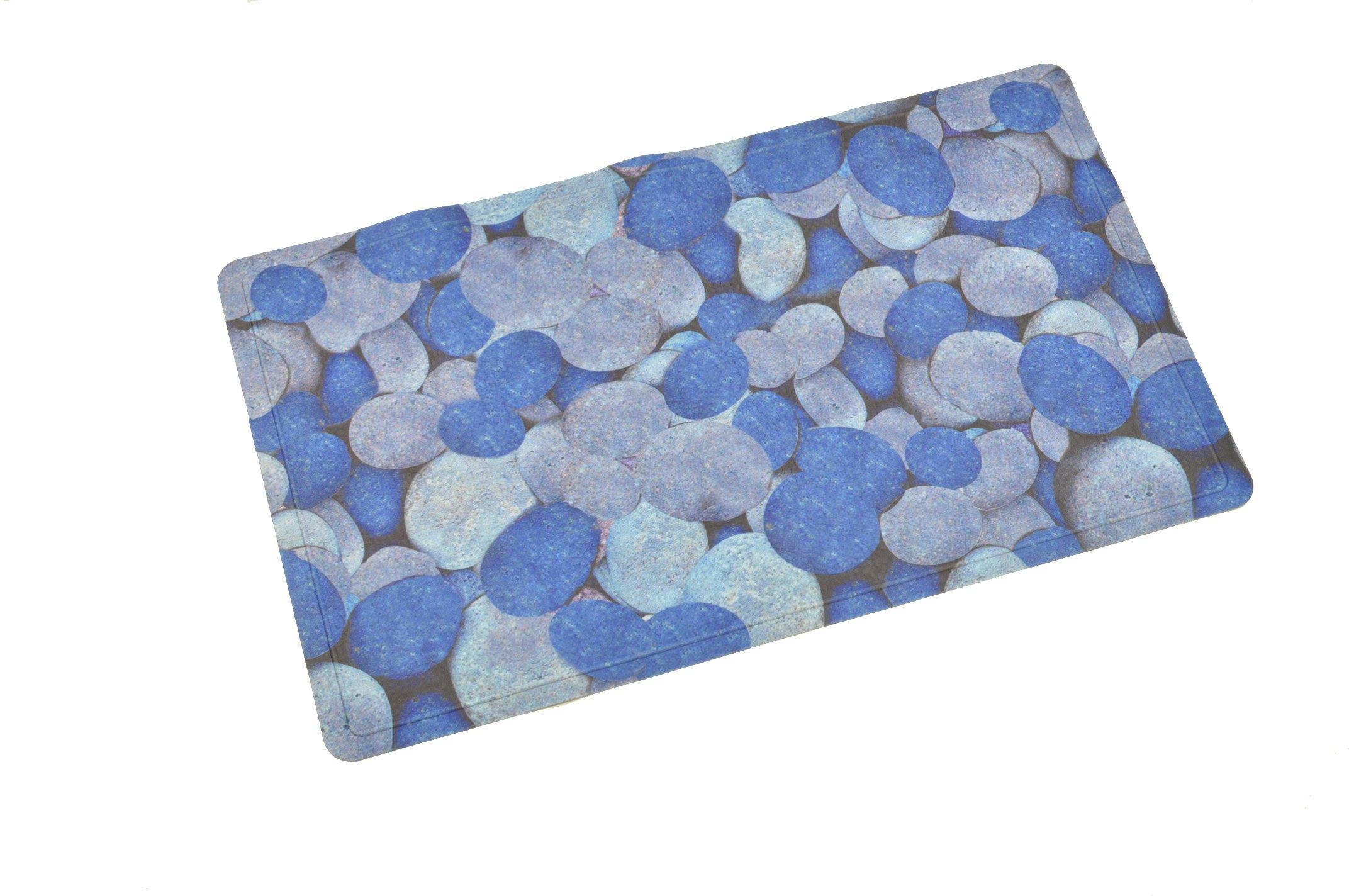 Cheap Pebble Bath Mat Blue, find Pebble Bath Mat Blue deals on line ...