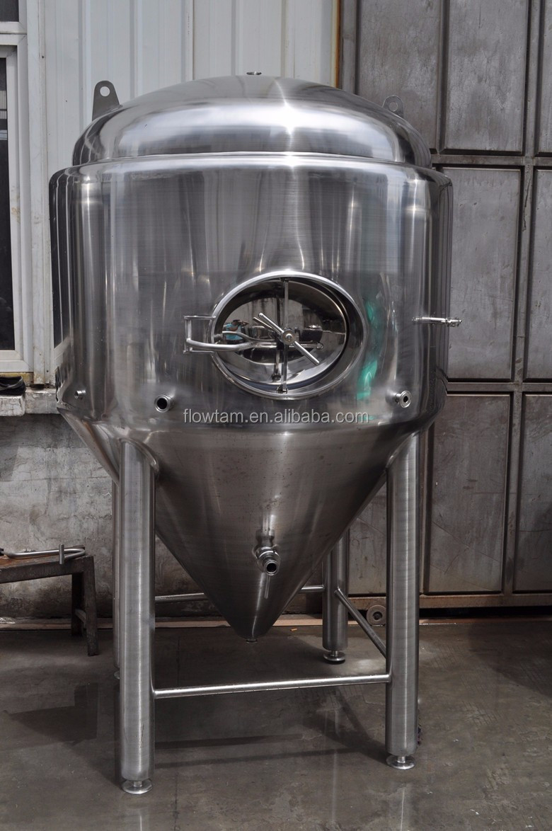 factory price 10000l stainless steel beer fermenter