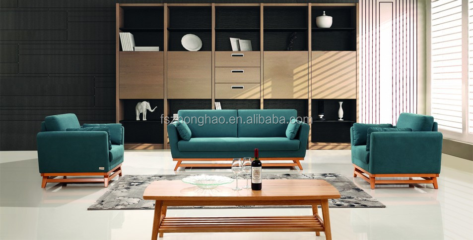 High Quality Living Room Furniture Modern Pu Leather Sofa