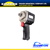 "CALIBRE 3/8"" 8500 RPM Mini Composite Housing Twin Hammer Push Button Design 3 Torque Settings Aluminum Air Impact Wrench Gun"