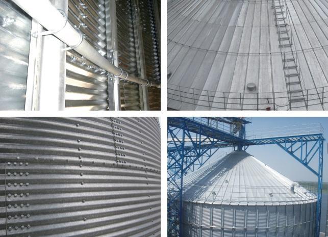 china top quality small mini grain storage steel silo for sale buy small mini silo grain. Black Bedroom Furniture Sets. Home Design Ideas