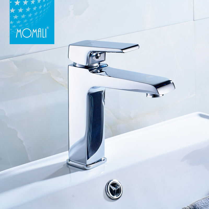 China Royal Faucet Artistic Brass Bathroom Water Faucet Modern Style ...