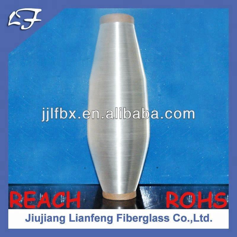 Direct Sale China Fiberglass yarn E Glass Fiber Filament Yarn Factory