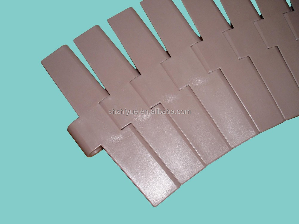 Conveyor flat top chains plastic slat top chains table top chains 882tab