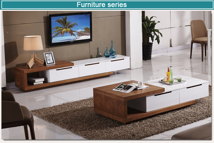Living Room Furniture Wooden Lcd Led Tv Stand Design Buy