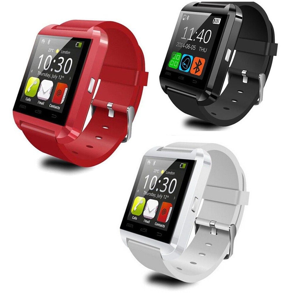 New product smart watch bluetooth wholesale U8 bluetooth bracelet watch