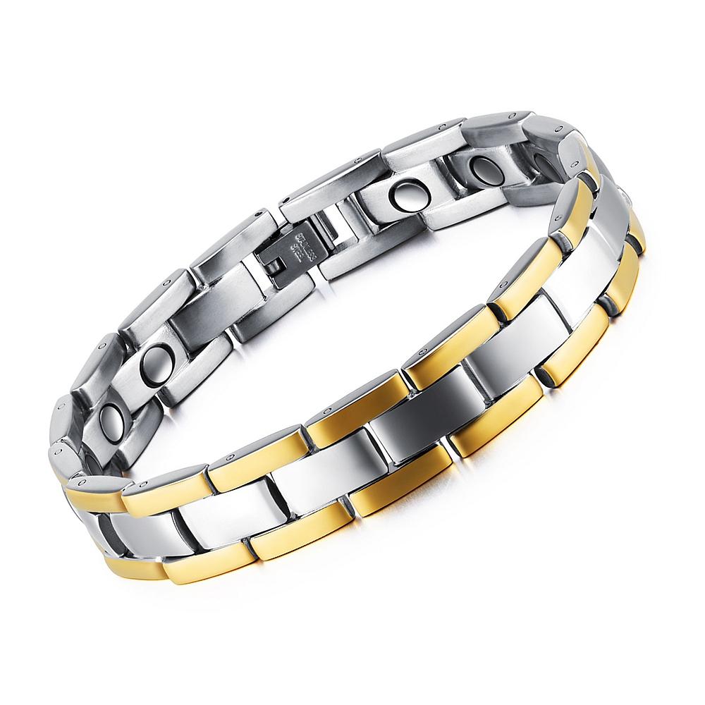 d7043a38e China Amega Germanium Health Magnetic Bracelet, Titanium Benefit Bio Healing  Magnetic Bracelet