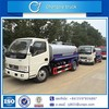 New arrival top sell cheap price 5000L 5ton 5m3 sprinkler watering cart,dongfeng 4x2 water tanker truck