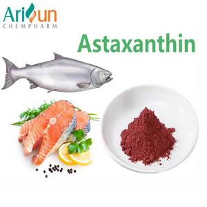 Feed Grade Astaxanthin Best Price Fish Feed Trout