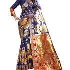 indian pure silk saree