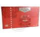 High quality anti-counterfeiting gift coupon , gift certificate for brand