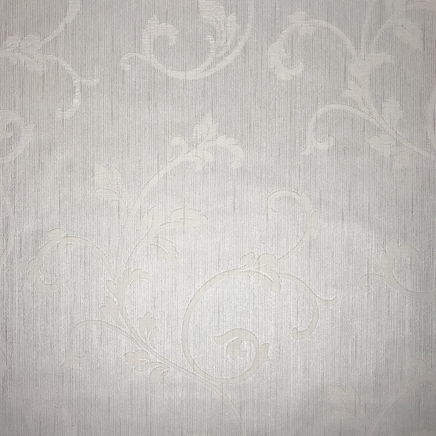 Get Quotations · 76 sq.ft Made in Italy Portofino wallcoverings modern  embossed flocked Vinyl Non-Woven 6460ae6e000c