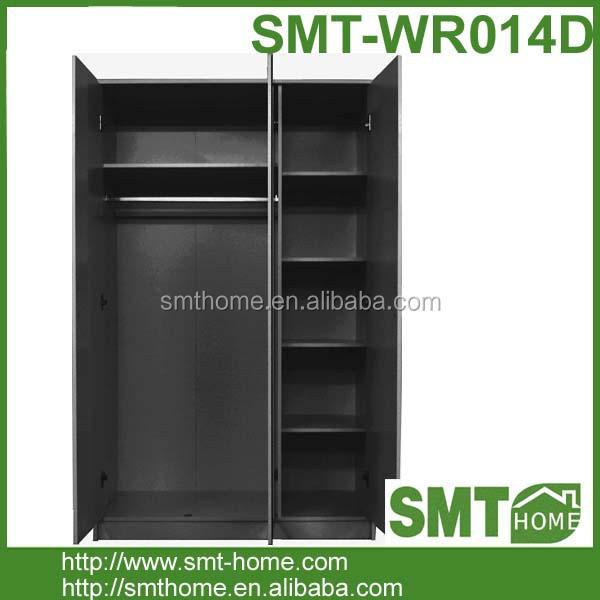 3 Door New Design Mdf Bedroom Closet And Wardrobe