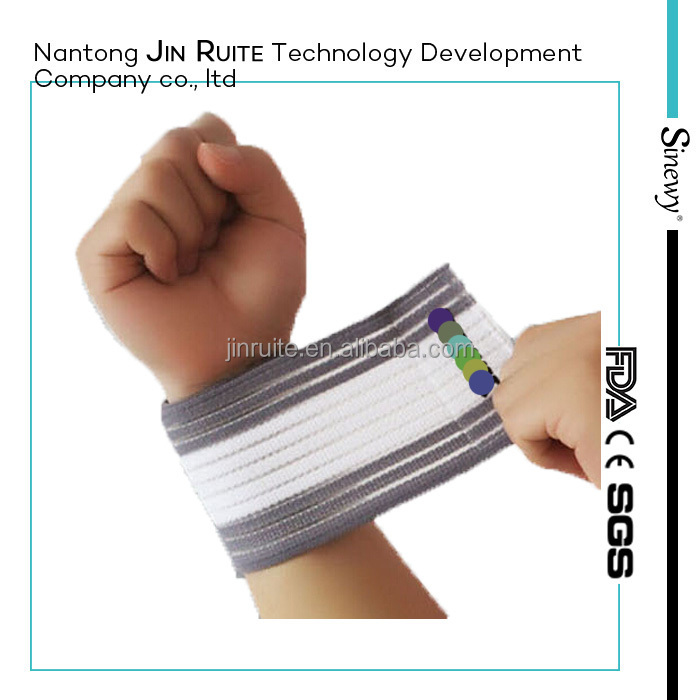 Wholesale cheap custom embroider bulk wrist sweatband