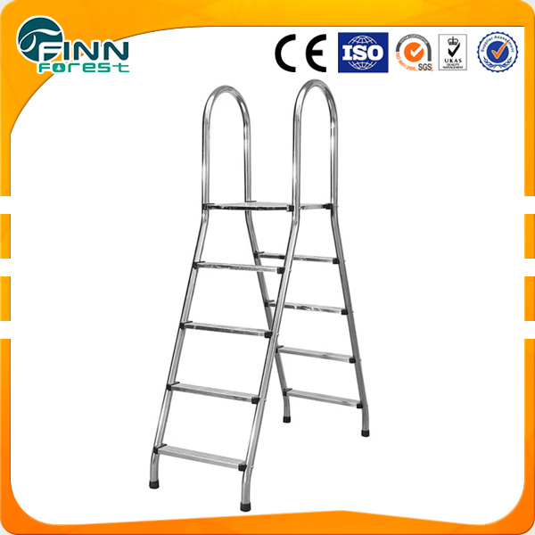 A Frame Swimming Pool Step Ladder for Above Ground Swimming Pool