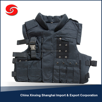 Concealable Style Aramid Molle Bulletproof Life Vest Wholesale