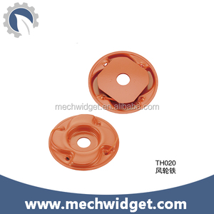Orange color garden tools brush cutter parts MC-C001 grass trimmer head with nylon line