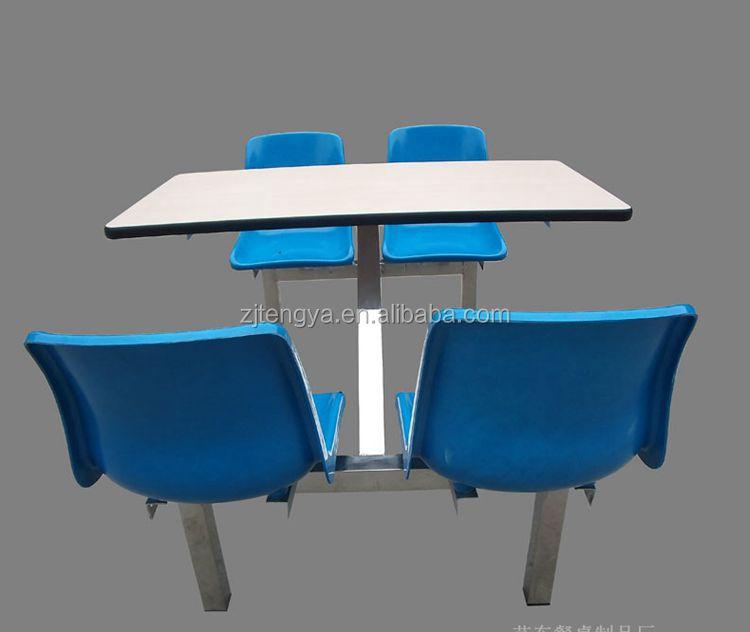 Tengya Fiberglas Top Schule Esszimmer Tische Und Stühle