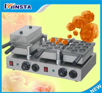 Puffed Rice Cake Making Machine