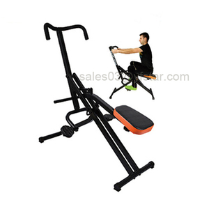 Home Exercise Machine Total Crunch For Full Body Workout