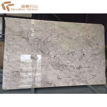 Polished And Size Indian New Colonial Cream Granite Slabs