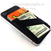 PhonePouch Credit Card ID Holder Stick On Adhesive Card Holder Wallet Case for iPhone and Android
