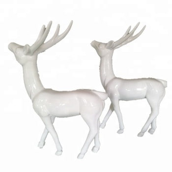 fiberglass christmas reindeer large christmas decoration