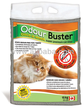 Odour Buster Cat Litter 15kg Bag Buy Cat Litter Product