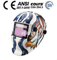 Jaskson Solar Powered Auto-darkening Welding Helmet(wh-625)