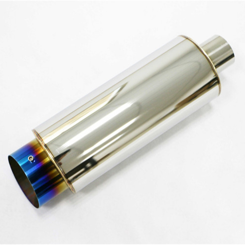 China best quality GRWA exhaust tips carbon fiber LED tips
