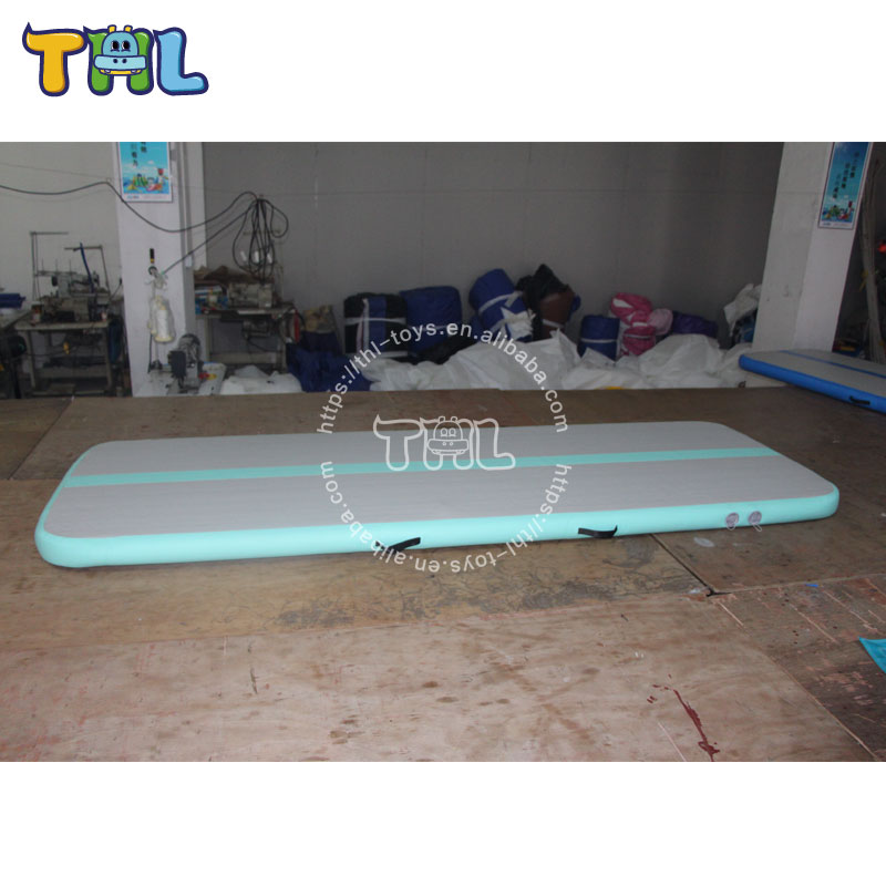 Hot Selling Inflatable Air Track Factory Tumbling Air Track with Customized Colors