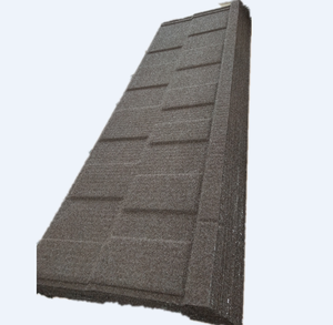 good quality and appearance shingle tile cheap roofing shingles building material for Nigeria