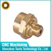 Brass machining threaded connecting components/machined parts