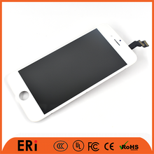High quality white digitizer assembly replacement lcd display for iphone 6 screen