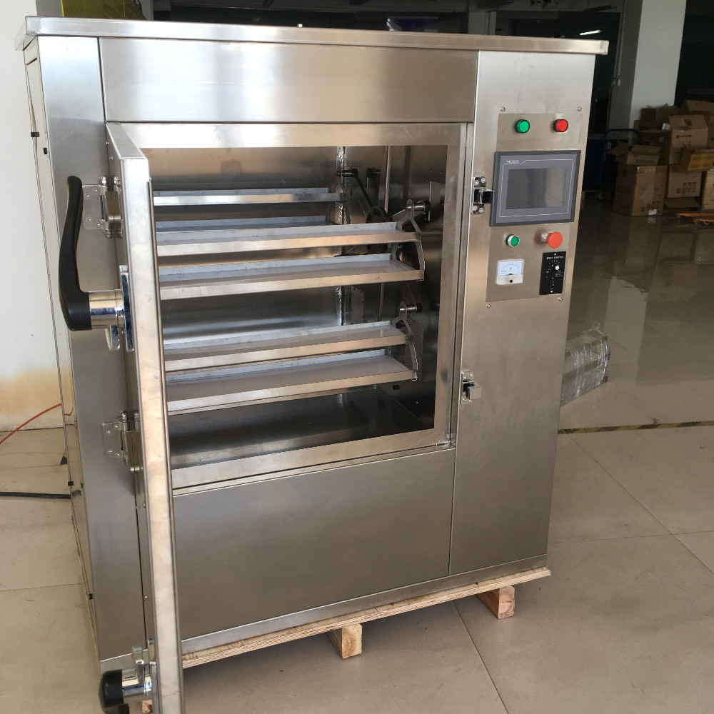 6kw Large Capacity Microwave Drying Machine For Wood
