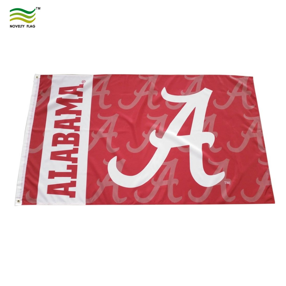 3x5 Gadsden Don/'t Tread On Me Alabama State Premium Quality Flag 3/'x5/' Banner