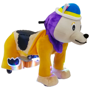 Horse Riding Toy Electric animal ride,coin operated kiddie rides for sale