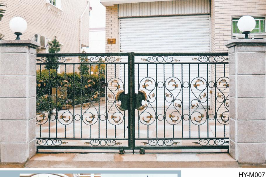 Durable house iron square tube gate house main gate - Sliding main gate design for home ...