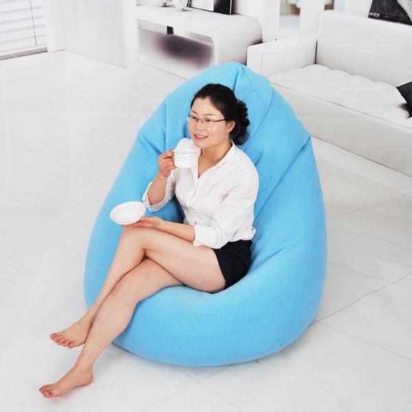 New design beanbag living room bean bag sofa buy bean - How to decorate living room with bean bags ...
