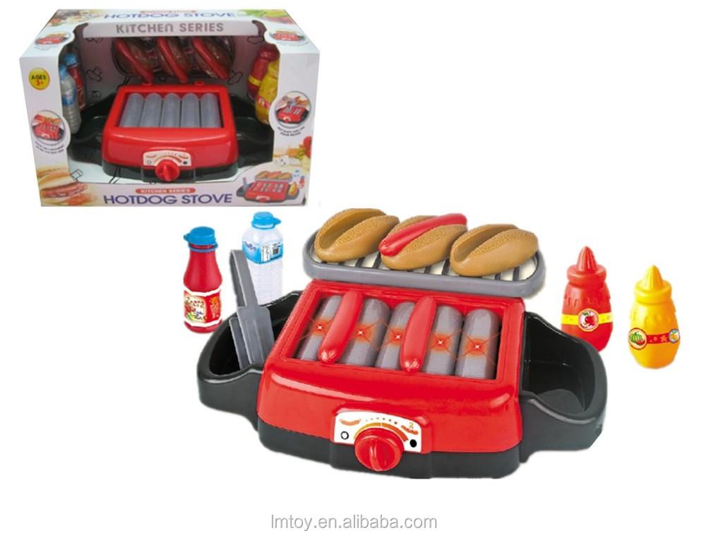 Pretend play toys mini kitchen set preschool eductaionl for Mini kitchen set for kids