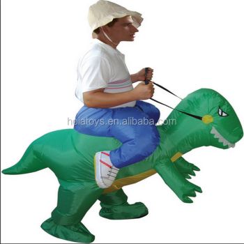 Hola funny inflatable dinosaur costume adult  sc 1 st  Alibaba & Hola Funny Inflatable Dinosaur Costume Adult - Buy Inflatable ...