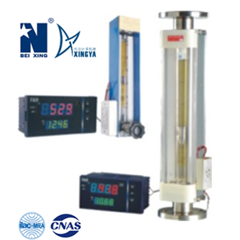 High quality  product  anti-corrosion power transmission glass tube rotameter flowmeter for liquid gas