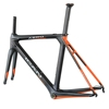China UD matt/painting BB86 Aero Road Bike Carbon Frame For Cycling Race