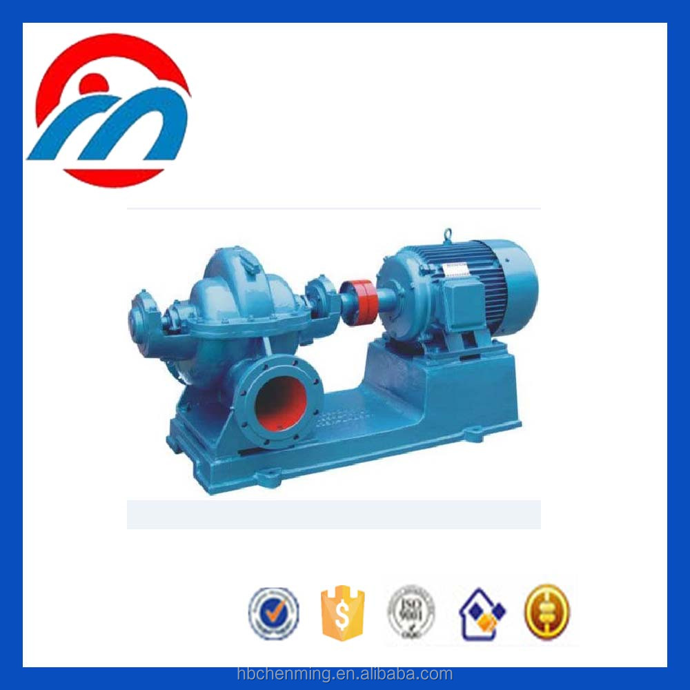 CMIS150-125-250 High flow rate industrial diesel driven pump unit