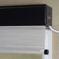 Excellent quality electric control windows motorized roller blind mechanism