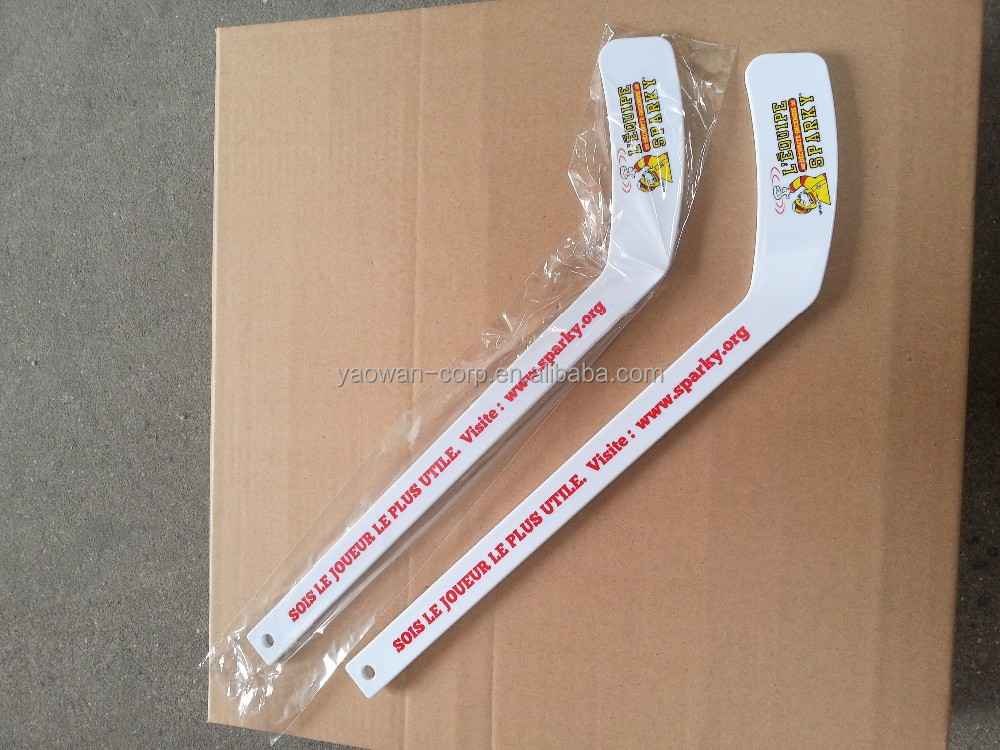 plastic mini hockey stick for kids