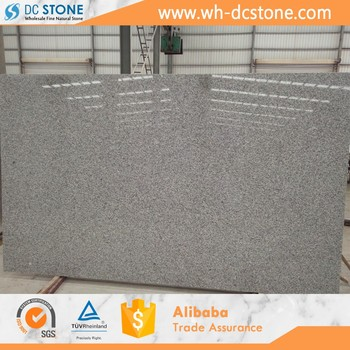 Hubei G603 Polished Granite Slab 1800up-2700up mm Available