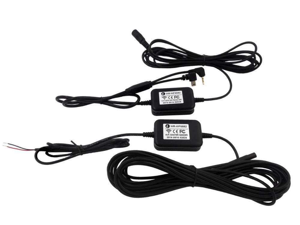 Easy To Install 5 Inch Wifi Wireless Car Dvr 1080p Rear View Mirror
