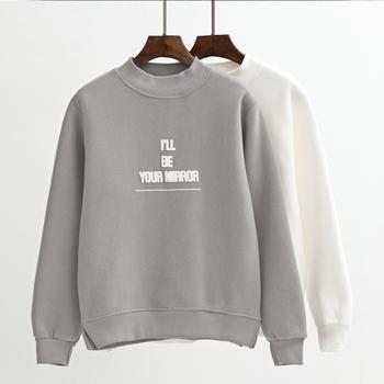 027cf8c6c Wholesale plain black hoodie no zipper jacket winter comfort long sleeve  women hoodies